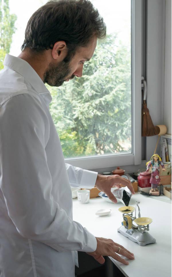 conseils dégustation thé noir, augustin george cannon